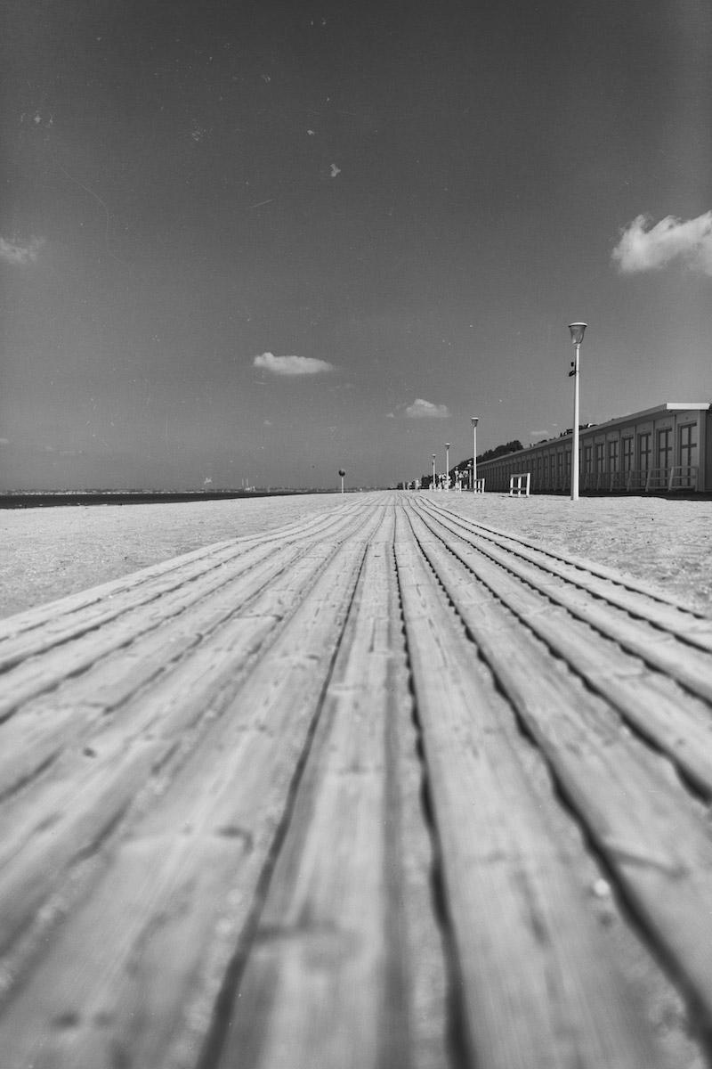 Trouville plage