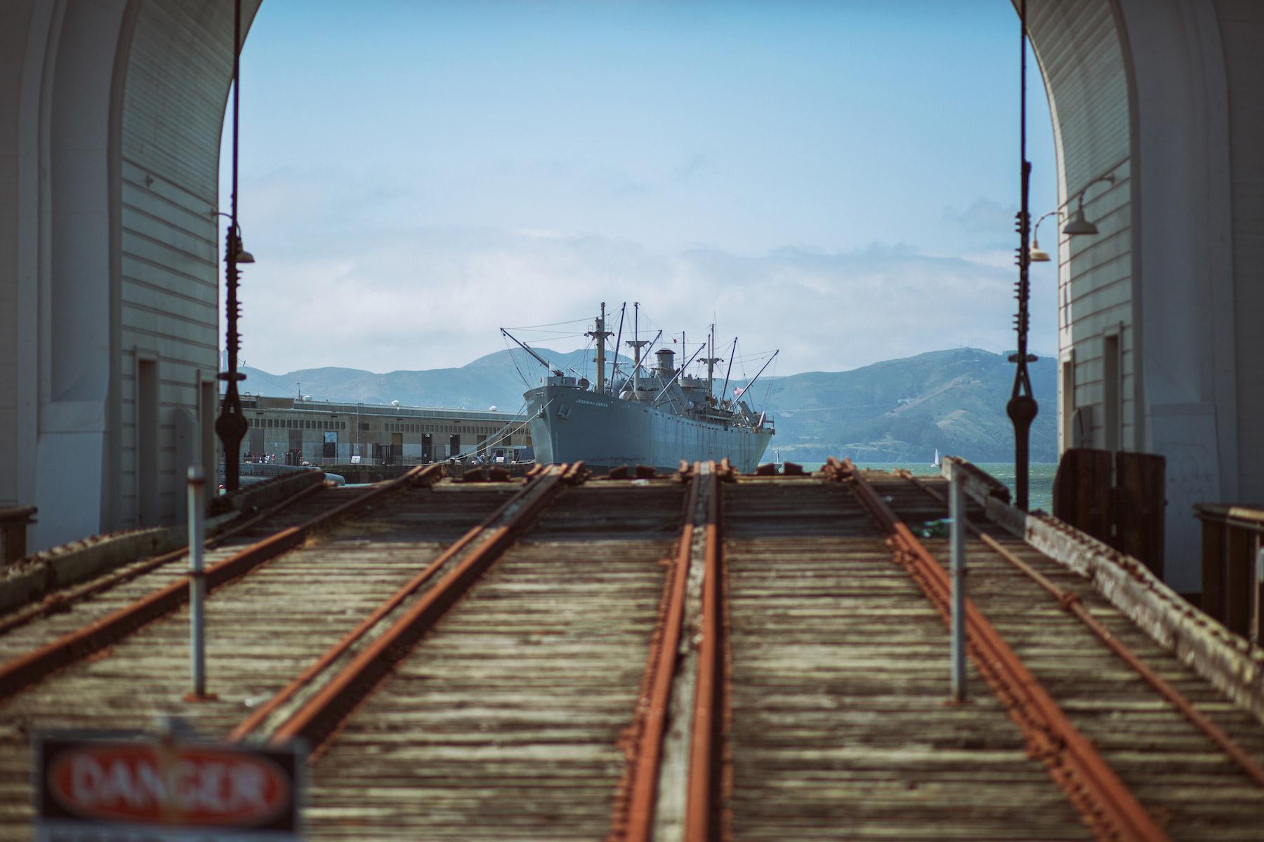 SF boat